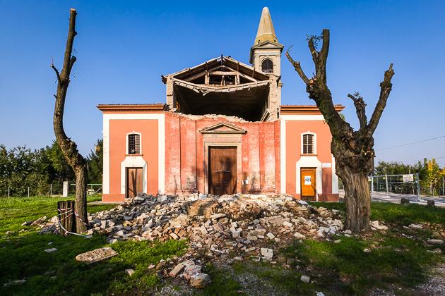 Terremoto Cento (FE)