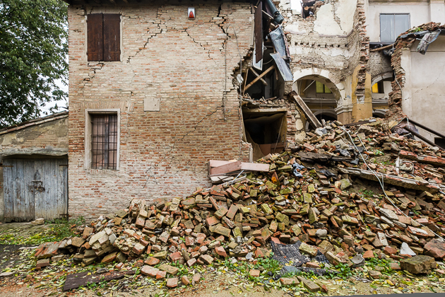 Terremoto San Felice sul Panaro (MO)
